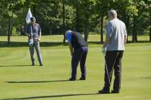 Citizens Advice Surrey Heath Charity Golf Day 2014 - Alan Meeks and Mike Hillman (4)