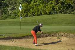 Citizens Advice Surrey Heath Charity Golf Day 2014 - Alan Meeks and Mike Hillman (5)