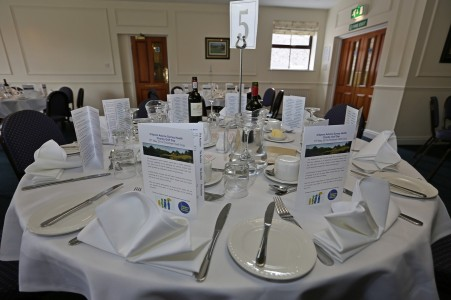 Citizens Advice Surrey Heath Charity Golf Day 2014 - Alan Meeks and Mike Hillman (52)