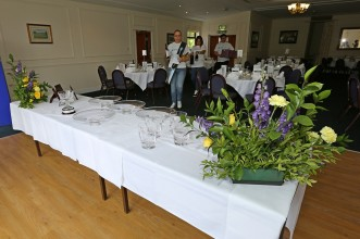 Citizens Advice Surrey Heath Charity Golf Day 2014 - Alan Meeks and Mike Hillman (53)