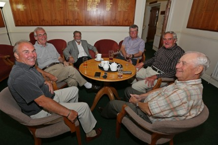 Citizens Advice Surrey Heath Charity Golf Day 2014 - Alan Meeks and Mike Hillman (57)