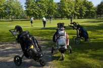 Citizens Advice Surrey Heath Charity Golf Day 2014 - Alan Meeks and Mike Hillman (7)