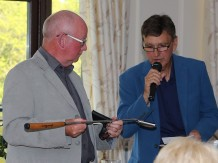Citizens Advice Surrey Heath Charity Golf Day 2014 - Alan Meeks and Mike Hillman (74)