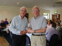 Citizens Advice Surrey Heath Charity Golf Day 2014 - Alan Meeks and Mike Hillman (75)