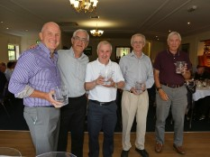 Citizens Advice Surrey Heath Charity Golf Day 2014 - Alan Meeks and Mike Hillman (78)