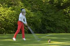 Citizens Advice Surrey Heath Charity Golf Day 2014 - Alan Meeks and Mike Hillman (9)