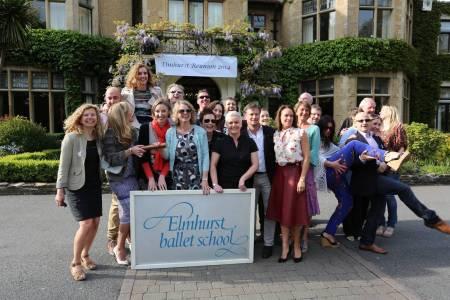 Elmhurst Ballet School Reunion - May 2014 - Alan Meeks (2)