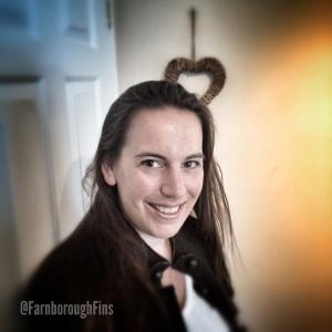 Anna Strong - Farnborough Fins