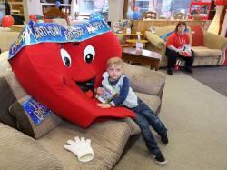13 British Heart Foundation - Alan Meeks