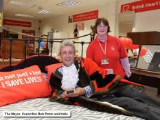 17 British Heart Foundation - Alan Meeks