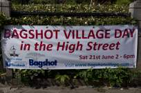 Bagshot Village Day 2014 - Mike Hillman (1)