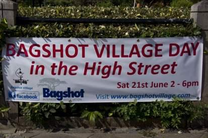 Bagshot Village Day 2014 - Mike Hillman (1)