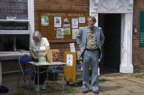 Bagshot Village Day 2014 - Mike Hillman (27)