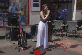 Bagshot Village Day 2014 - Mike Hillman (33)