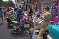 Bagshot Village Day 2014 - Mike Hillman (53)