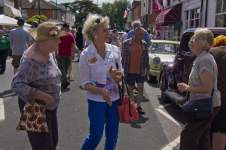 Bagshot Village Day 2014 - Mike Hillman (58)