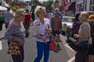 Bagshot Village Day 2014 - Mike Hillman (58)