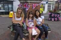 Bagshot Village Day 2014 - Mike Hillman (64)