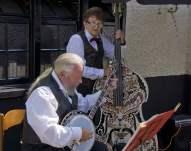 Bagshot Village Day 2014 - Mike Hillman (71)