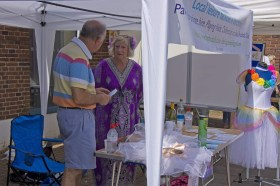 Bagshot Village Day 2014 - Mike Hillman (76)