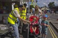 Bagshot Village Day 2014 - Mike Hillman (77)