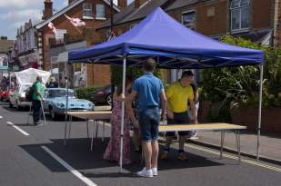 Bagshot Village Day 2014 - Mike Hillman (8)