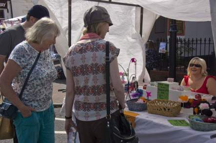 Bagshot Village Day 2014 - Mike Hillman (80)