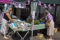 Bagshot Village Day 2014 - Mike Hillman (88)