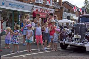 Bagshot Village Day 2014 - Mike Hillman (94)