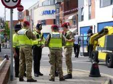 Freedom of thee Borough Parade - RMA - Windlesham and Camberley Camera Club (1)