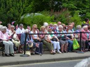 Freedom of thee Borough Parade - RMA - Windlesham and Camberley Camera Club (10)