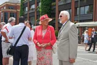 Freedom of thee Borough Parade - RMA - Windlesham and Camberley Camera Club (104)
