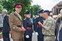 Freedom of thee Borough Parade - RMA - Windlesham and Camberley Camera Club (105)