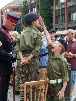 Freedom of thee Borough Parade - RMA - Windlesham and Camberley Camera Club (107)