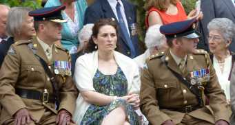 Freedom of thee Borough Parade - RMA - Windlesham and Camberley Camera Club (11)