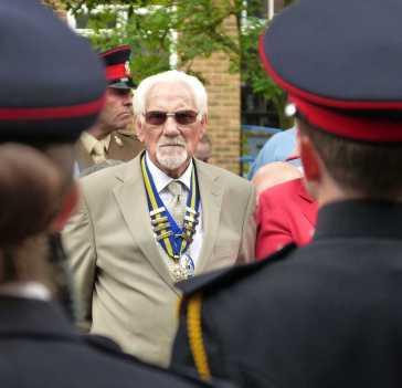 Freedom of thee Borough Parade - RMA - Windlesham and Camberley Camera Club (15)