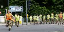 Freedom of thee Borough Parade - RMA - Windlesham and Camberley Camera Club (2)