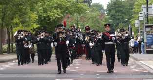 Freedom of thee Borough Parade - RMA - Windlesham and Camberley Camera Club (20)