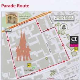 Freedom of thee Borough Parade - RMA - Windlesham and Camberley Camera Club (30)