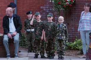 Freedom of thee Borough Parade - RMA - Windlesham and Camberley Camera Club (33)