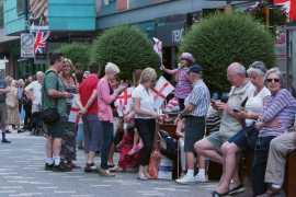 Freedom of thee Borough Parade - RMA - Windlesham and Camberley Camera Club (35)