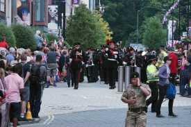 Freedom of thee Borough Parade - RMA - Windlesham and Camberley Camera Club (36)