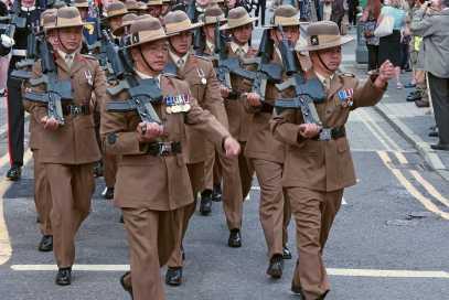 Freedom of thee Borough Parade - RMA - Windlesham and Camberley Camera Club (41)