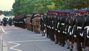 Freedom of thee Borough Parade - RMA - Windlesham and Camberley Camera Club (42)