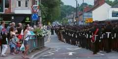 Freedom of thee Borough Parade - RMA - Windlesham and Camberley Camera Club (43)
