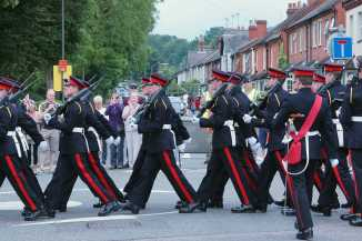 Freedom of thee Borough Parade - RMA - Windlesham and Camberley Camera Club (44)