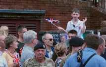 Freedom of thee Borough Parade - RMA - Windlesham and Camberley Camera Club (48)