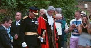 Freedom of thee Borough Parade - RMA - Windlesham and Camberley Camera Club (49)
