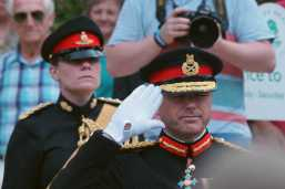 Freedom of thee Borough Parade - RMA - Windlesham and Camberley Camera Club (50)