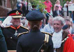 Freedom of thee Borough Parade - RMA - Windlesham and Camberley Camera Club (56)